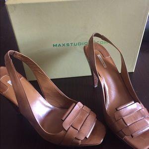 Max Studio slingback shoes